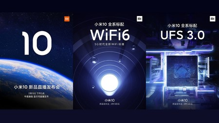 Xiaomi Mi 10 appears in the first official images, the next high-end Xiaomi that will arrive on February 23