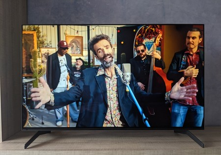 Sony Oled A8 Sonido