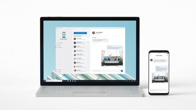 Permalink to Así funciona Your Phone, la próxima aplicación de Microsoft para controlar tu teléfono desde el PC