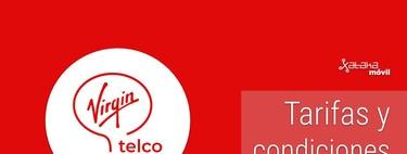 Virgin telco: todas las tarifas y ofertas en fibra, terminal y televisión
