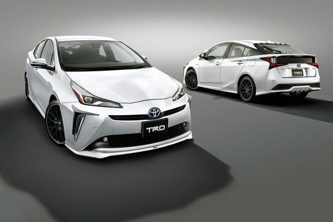 El Toyota Prius 2019 es ahora más