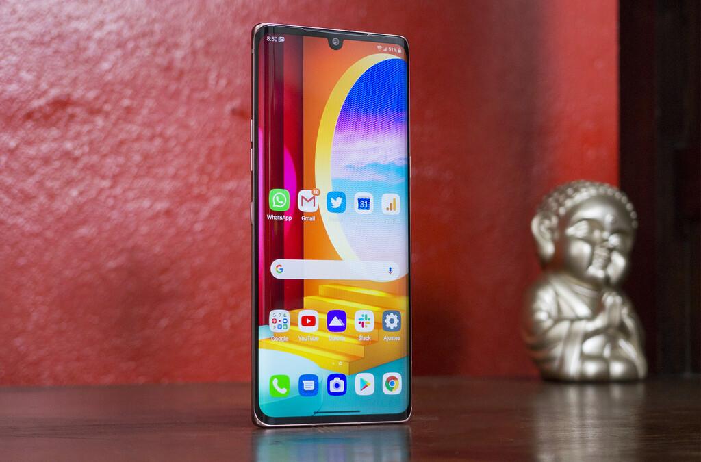 LG considera abandonar el mercado de smartphones este año:
