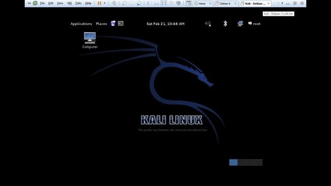 Kali Linux® Microsoft® Store Windows