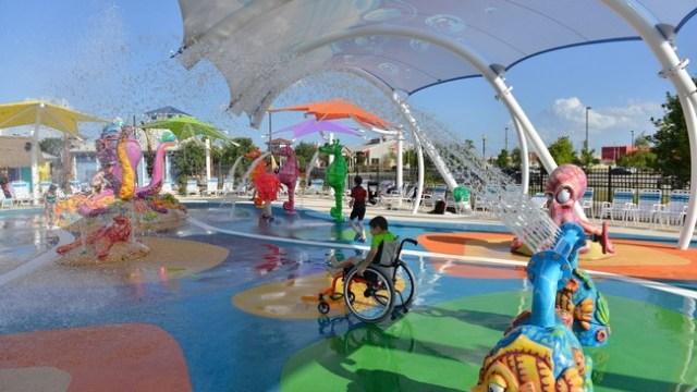 Parque Acuatico Inclusivo 7