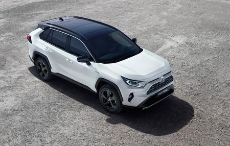 Toyota Rav4 2019 Precio