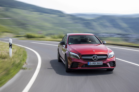 Mercedes C200 Mild Hybrid