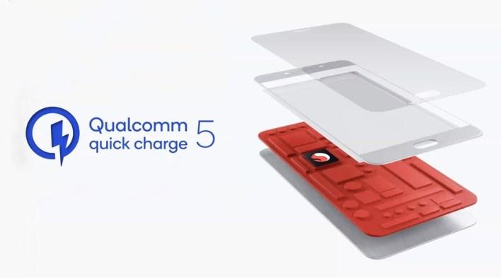 Qualcomm Quick Charge 5: la carga rápida de 100W que promete completar el 50% de la batería del móvil en 5 minutos