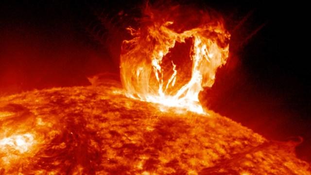Llamarada Solar 01