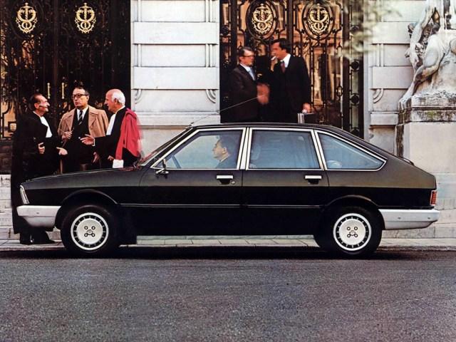 Chrysler Simca 1307
