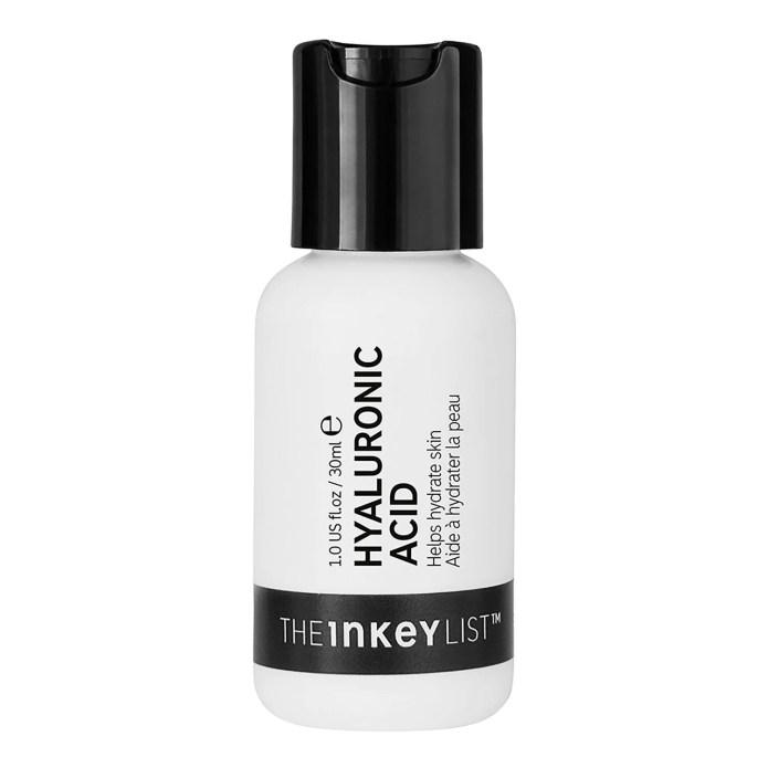 Hyaluronic Acid Serum from The Inkey List