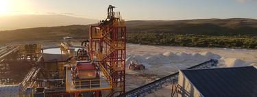 La primera y única mina de coltán de Europa está en un pueblo de Ourense