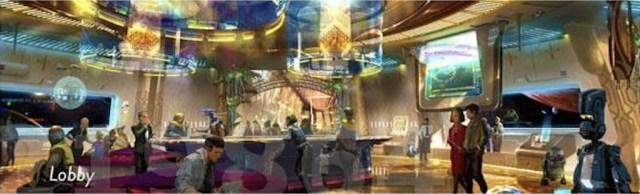 Star Wars Resort 1