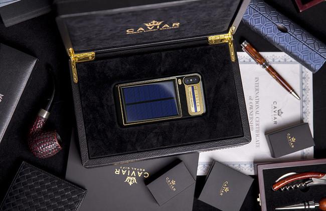 Caviar Iphone X Tesla 5