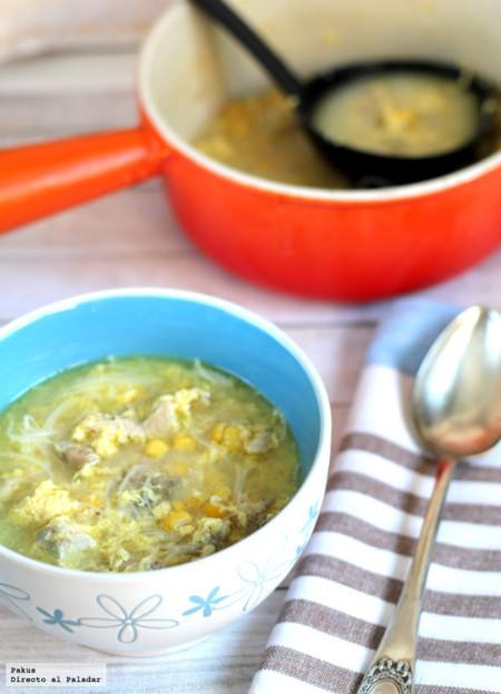 Frio Sopa China