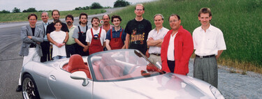 25 years of the Porsche Boxster: its creators tell us how the car that saved Porsche from bankruptcy was created