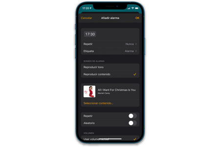 Iphone 12 Pro Homepod Alarma