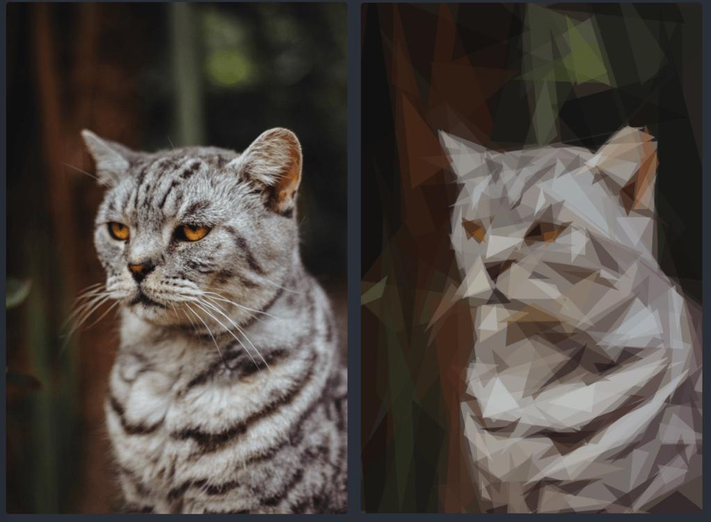 Permalink to Motion, una interesante herramienta que convierte cualquier imagen en una animación geométrica
