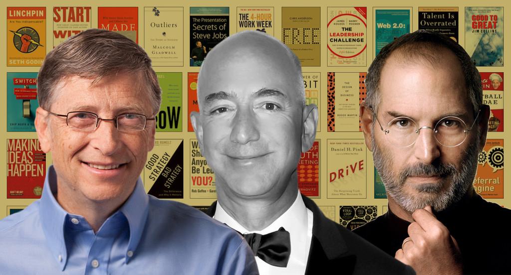 Permalink to Líderes tecnológicos te recomiendan los mejores libros sobre negocios