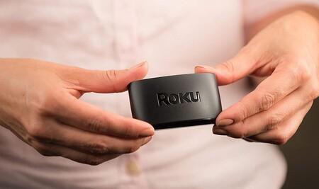 Promoción de Roku Express HD en Amazon México