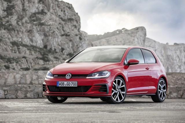 Volkswagen Golf siete B