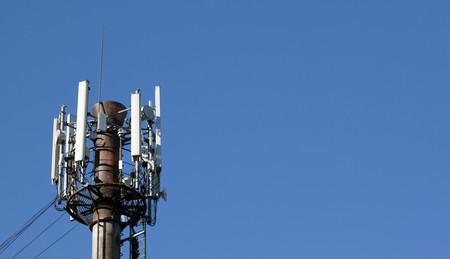 Antena de operadora