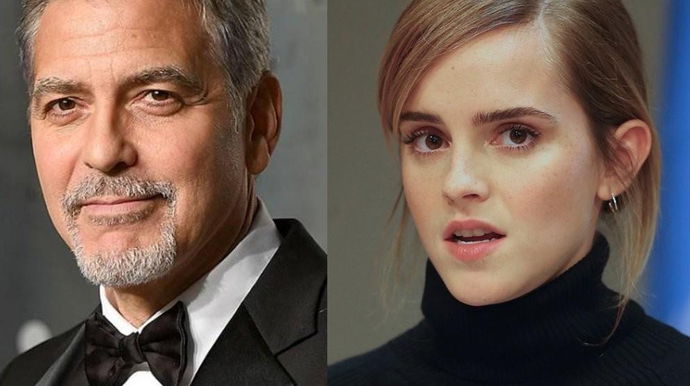 La opinion de George Clooney o Emma Watson sobre la teoría de la evolución tiene mas choque que la de los profesores de biología