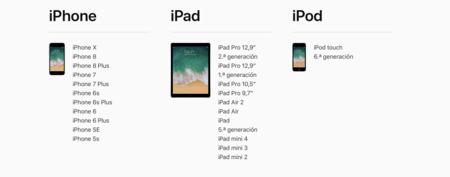 Descargar e instalar iOS 11: novedades iPhone y iPad
