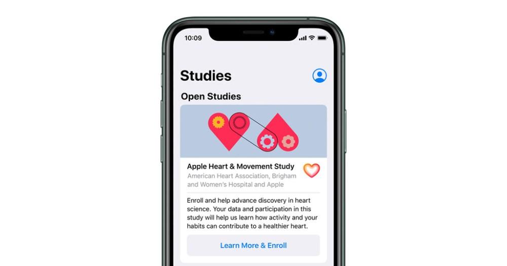 Apple anuncia un nuevo estudio médico junto a Biogen: investigar si el Apple Watch puede evaluar la salud cognitiva