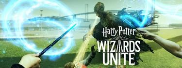 Harry Potter: Wizards Unite no eclipsará a Pokémon Go, aunque tiene lo que hace falta para encandilar a los fans de J.K. Rowling