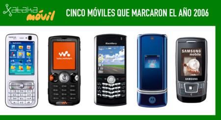 cinco móviles que marcaron