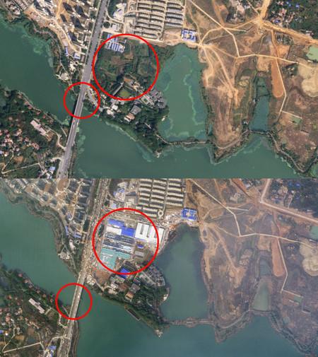 Satelite Hospital Wuhan