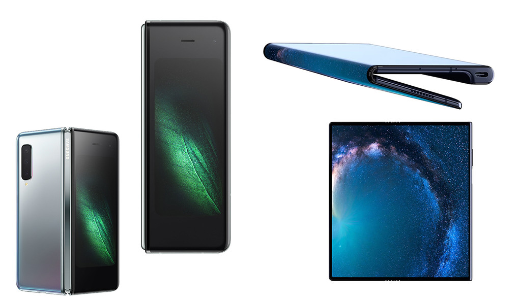 Permalink to Huawei Mate X vs Samsung Galaxy Fold: comparativa entre los primeros smartphones plegables