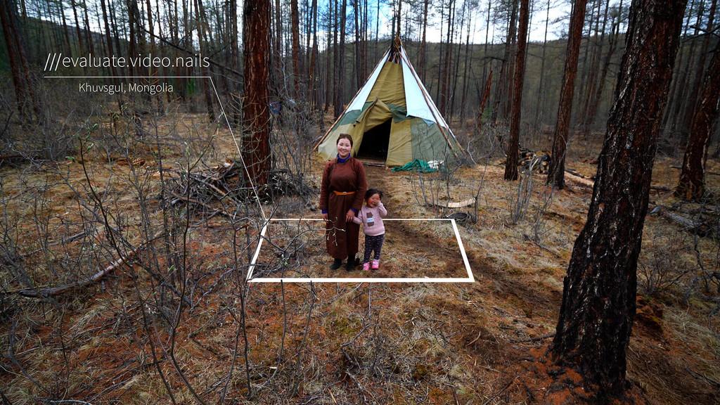 Airbnb está usando what3words para ubicar anfitriones nómadas en los bosques de Mongolia