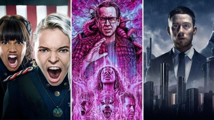 Todos los estrenos en noviembre 2020 de Amazon, Filmin, Disney+ y Starzplay: 'Motherland', 'Color Out of Space', 'Gangs of London' y más