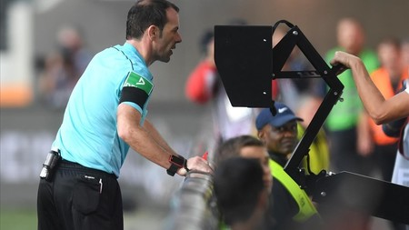 Arbitro Var