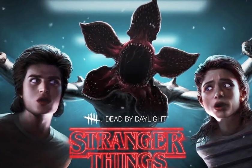 Dead by Daylight se amplía con un nuevo asesino y personajes basados en Stranger Things