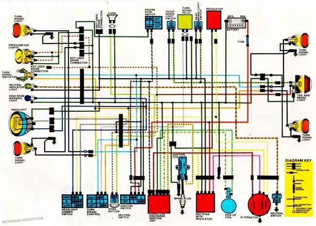 110cc Pit Bike Wiring Diagram Esquema El 233 Ctrico Un Mapa Del Tesoro O Un Indescifrable