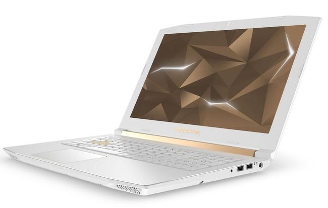 Permalink to ¿Un portátil gaming en color blanco? Esa es la propuesta radical de los nuevos Acer Predator Helios 300