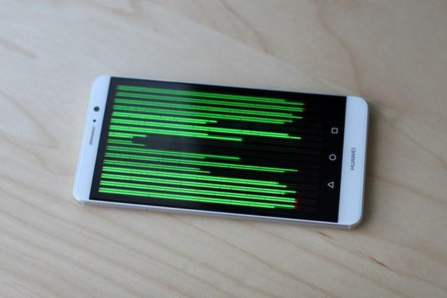 Huawei Mate nueve 2