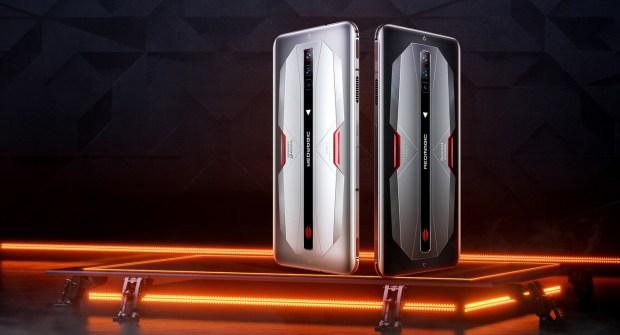 Móvil gaming Nubia Red Magic 6 con refrescamiento de pantalla variable hasta 165Hz