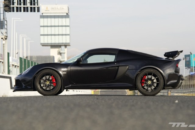 Lotus Exige 380 Sport lateral