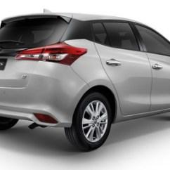 Toyota Yaris Trd Turbo Grand New Veloz Kaskus Hatchback 2018 Precios Versiones Y Equipamiento En Mexico