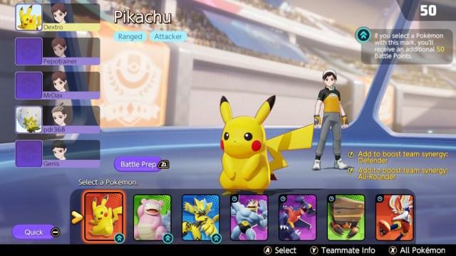 'Pokémon Unite 'ya tiene fecha de presentación: podréis pre-registrarte en <stro data-recalc-dims=