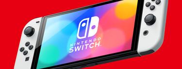 Nintendo Switch (OLED) vs. Nintendo Switch, comparativa: la consola de Nintendo evoluciona, pero sabe a poco