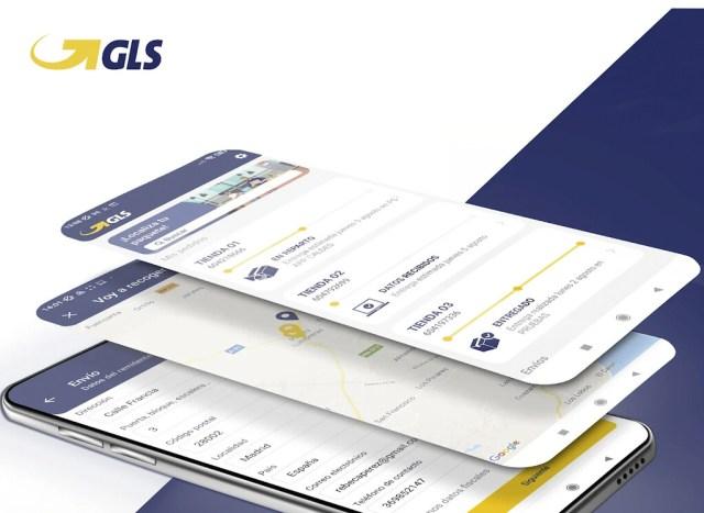 GLS ya tiene aplicación para iOS℗ y <stro data-recalc-dims=