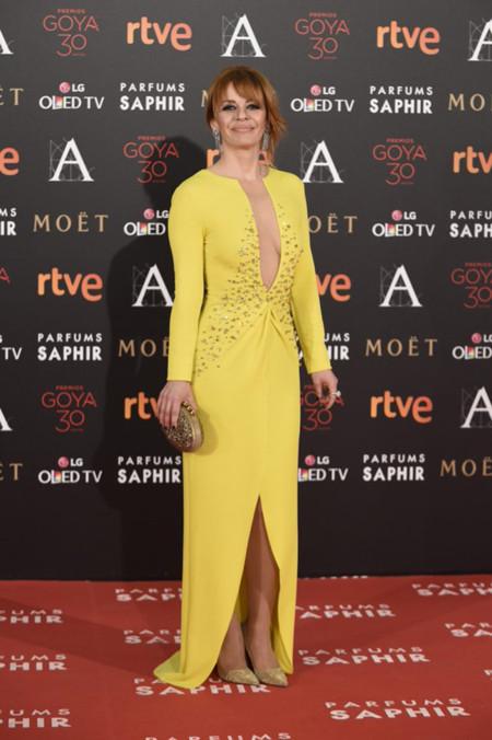 Peor Vestidas Goya 2016 Alfombra Roja 11