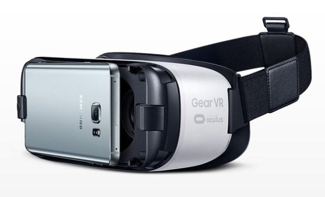 Gear VR de Samsung