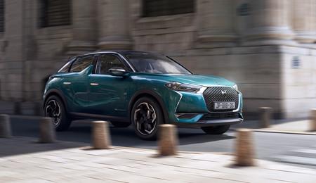 Ds 3 E Tense 50 Kwh coches eléctricos 2019