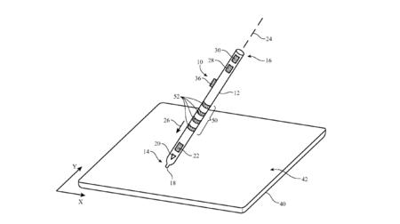 Según una nueva patente, el Apple Pencil podría incorporar
