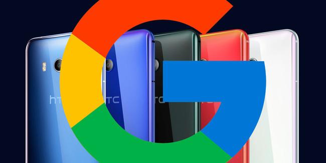 Permalink to Google completa la compra por 1.100 millones de dólares de parte de la división móvil de HTC